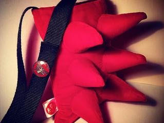 Etsy Shop: my spikey bag