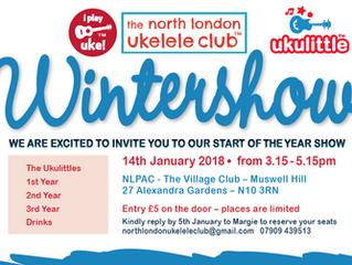 Winter Showcase 2018