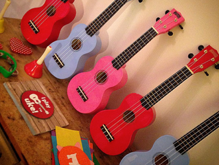 Ukulele Early Learning