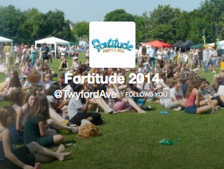 Keep the date free! Uke Club @ Fortitude Festival 2014