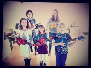 Have some ukulele Fun!