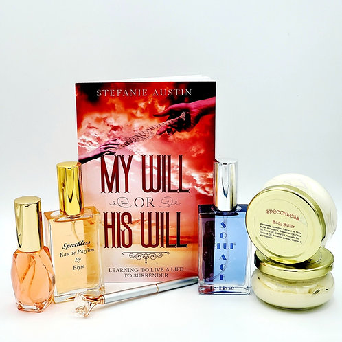 My Will or His Will Book Collection