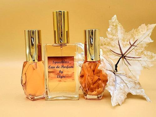 Speechless Eau de Parfum by Elyse (1 bottle 1.0 ounce)