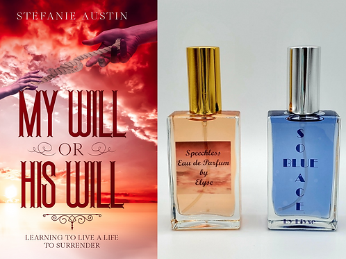 My Will or His Will Parfum & Cologne Package