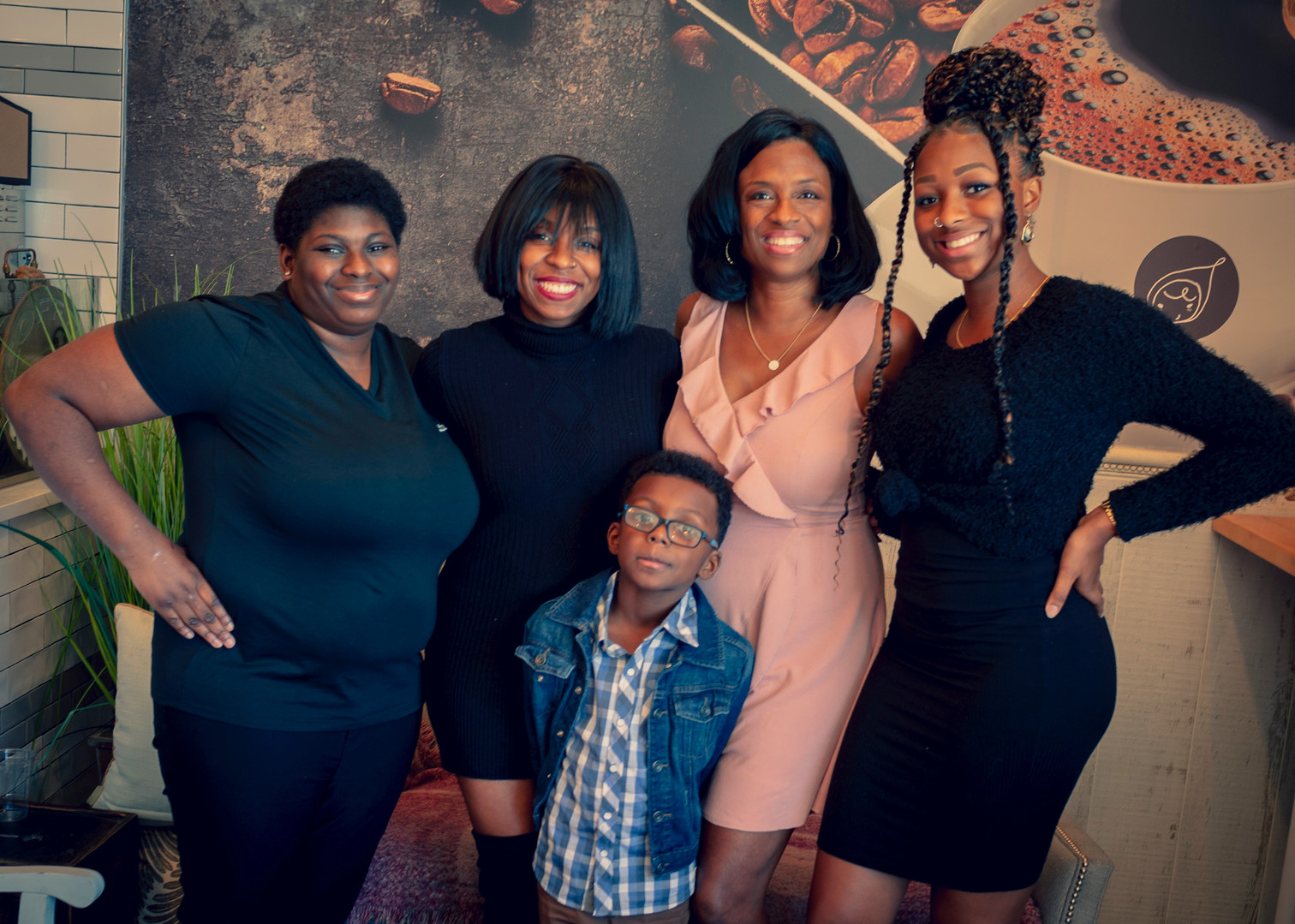 The Family of Stefanie Austin
