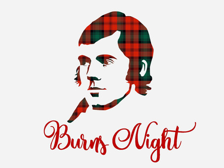 Raising a Glass to the man we call Rabbie Burns