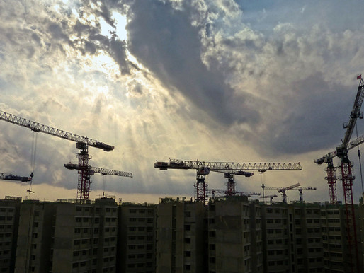No time left to stop the high rises - unless we act now