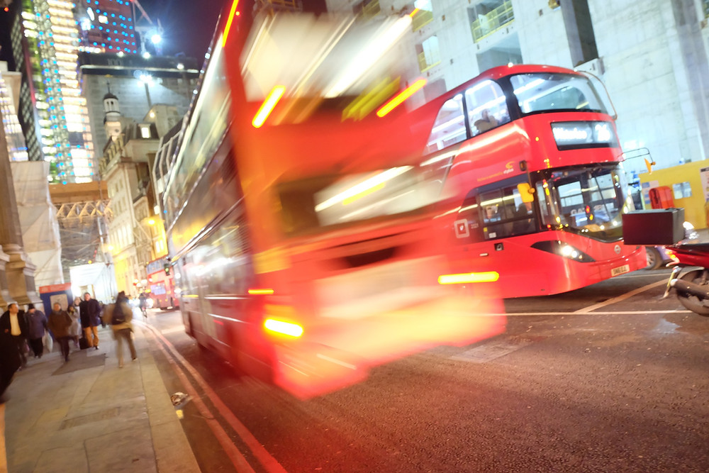 More buses, more pollution?