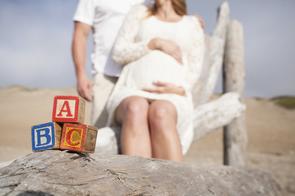 baby announcement san luis obispo