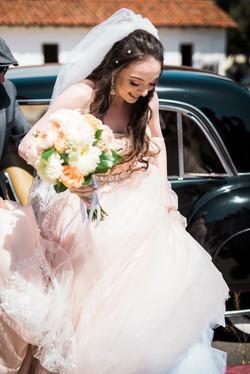 El Presidio Wedding - Santa Barbara