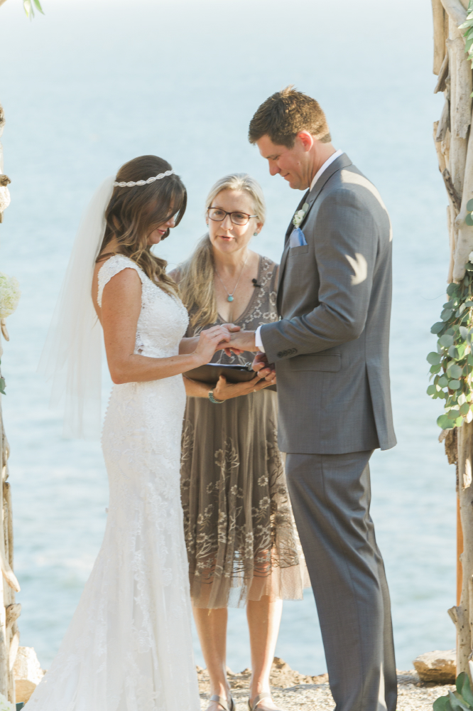 wedding ring ceremony exchange
