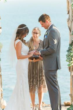 wedding ring ceremony exchange
