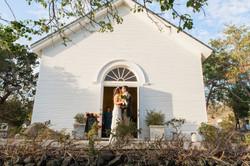 Cambria Chapel Wedding