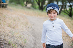 Kid fashion photography