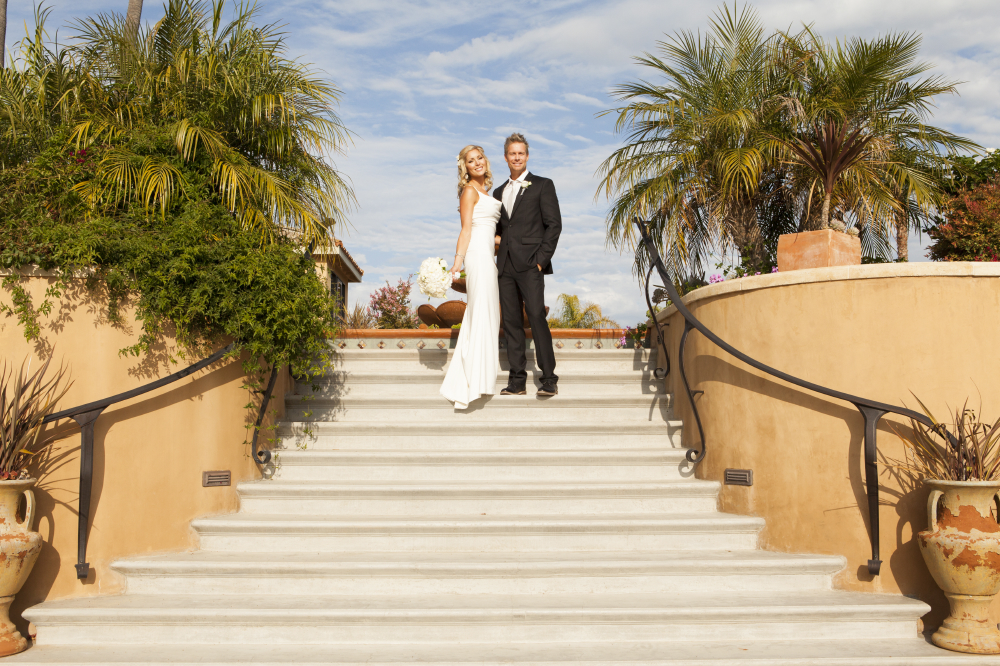 San Luis Obispo Wedding Estate
