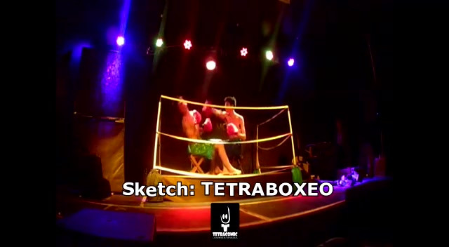 Tetraboxeo