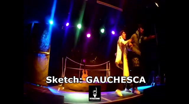 PASION GAUCHESCA