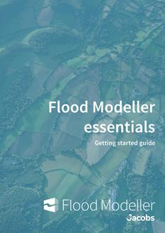 Flood Modeller Front Cover - Flood Model