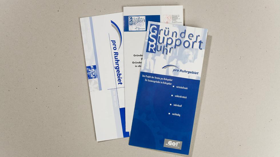 Gründer Support Ruhr