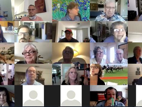 DOD July Zoom Meeting