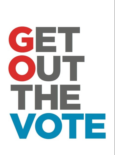 LET'S GET OUT THE VOTE