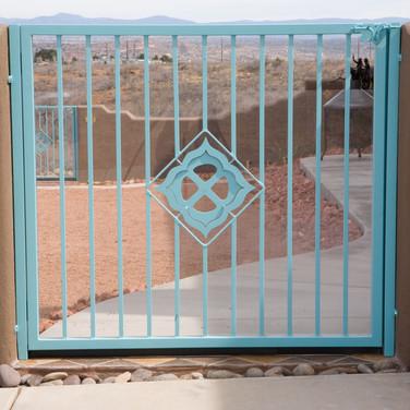Custom Gate Cottonwood