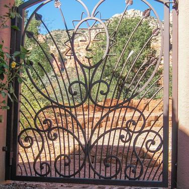 Sedona Art Gate