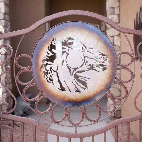 Ornamental Gate
