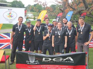 Wanaka disc golfers part of Kiwi success at 2017 World Team Disc Golf Champs