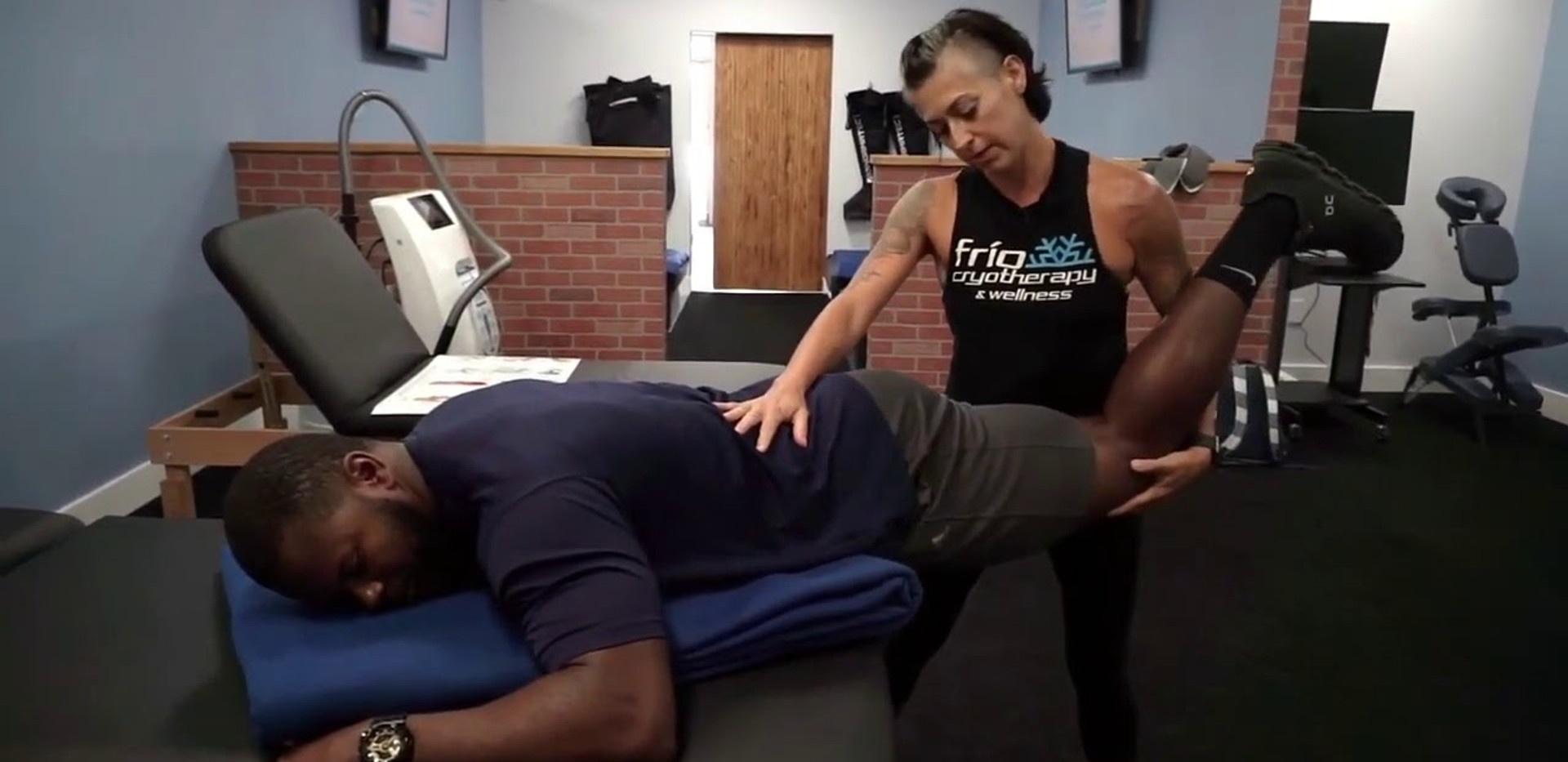 Active Isolated Stretch w/ Donald Russell
