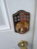 TRU-BOLT Button Lock