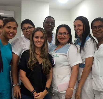 Jornada de vacunación Octubre Barranquilla 2017