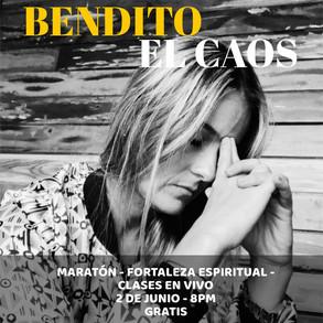 BENDITO EL CAOS