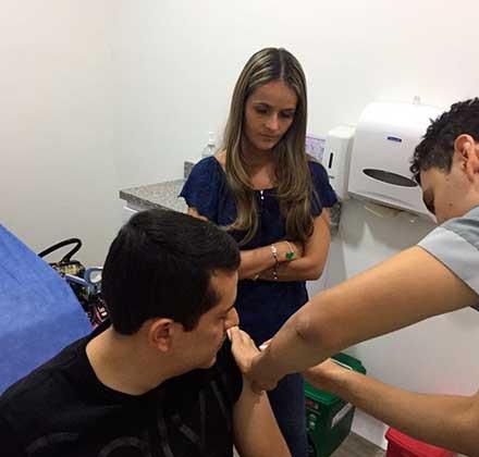 3.Jornada de Vacunación Agosto Neiva 2017