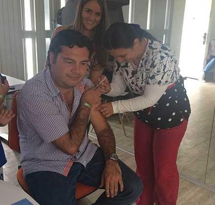 Jornada de Vacunación Noviembre Bogotá 2015