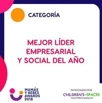 Premios mamás y bebés awards 2017