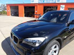 Finished BMW Bonnet