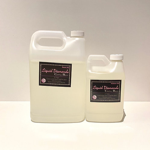 Liquid Diamonds Casting Resin 1.5 gallon Kit