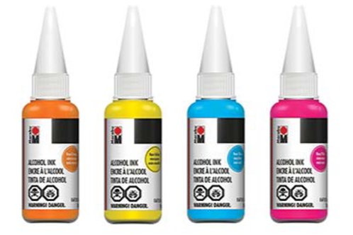 Marabu Alcohol Ink (Neon), 20ml