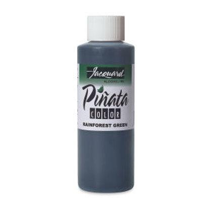 Jacquard Pinata Alcohol Ink, 4 fl. oz - Rainforest Green