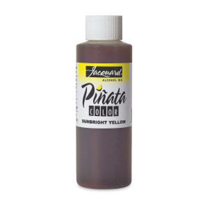 Jacquard Pinata Alcohol Ink, 4 fl. oz - Sunbright Yellow