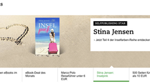 Selfpublishing-Star bei Thalia