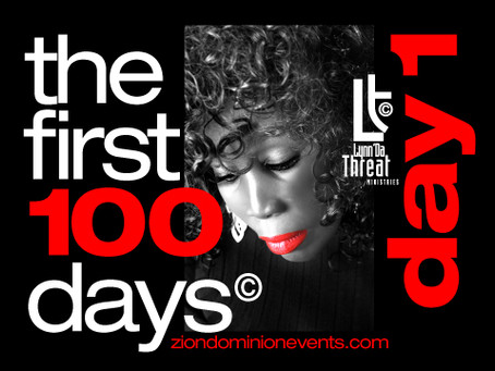 Welcome to the First 100 Days Fast