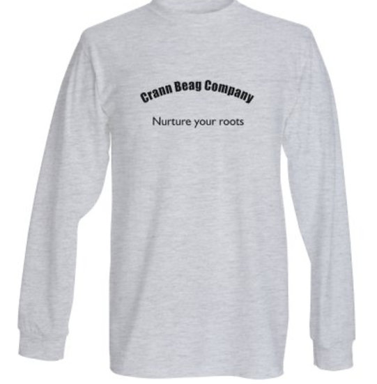 long sleeve Grey