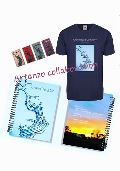 Artanzo Collaboration