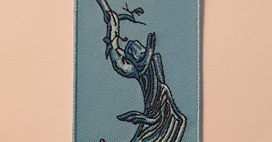 QUANTUM BOY BLUE PATCH