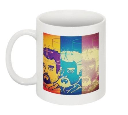 XRAY mug