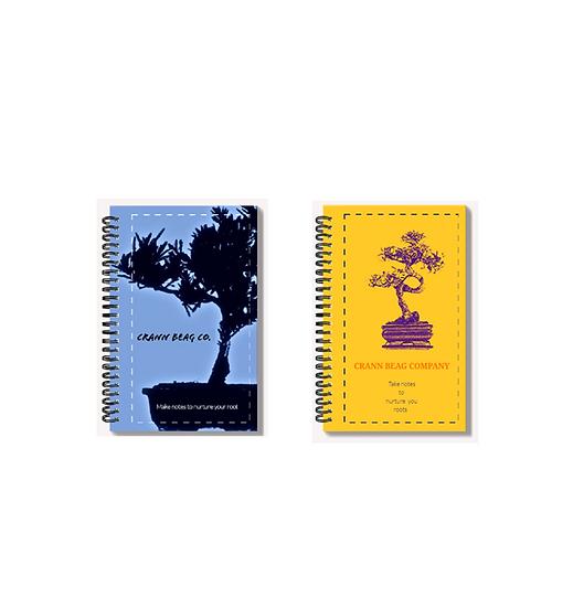 Ed01 + Ed02 Notebook Quad Pack