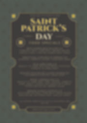 Saint patrick's day FOOD SPECIALS.jpg