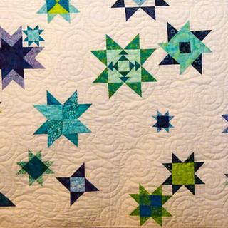 Constellation Quilt 2